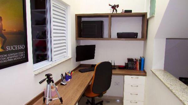 Santo André: Sobrado 4 Dormitórios 191 m² em Santo André - Jardim Paraíso. 5