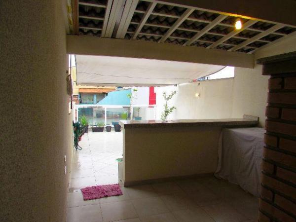 Santo André: Sobrado 4 Dormitórios 191 m² em Santo André - Jardim Paraíso. 6