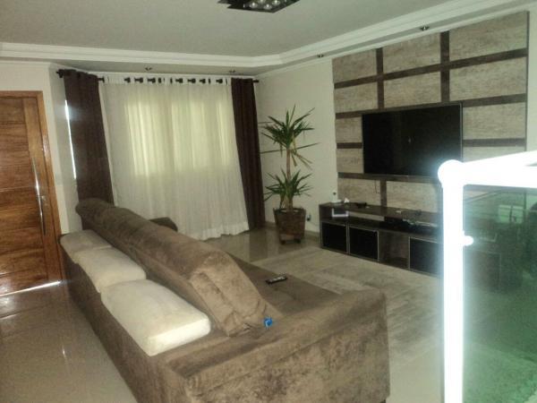 Santo André: Maravilhoso Sobrado 4 Dormitórios 190 m² em Santo André - Vila Alpina. 3