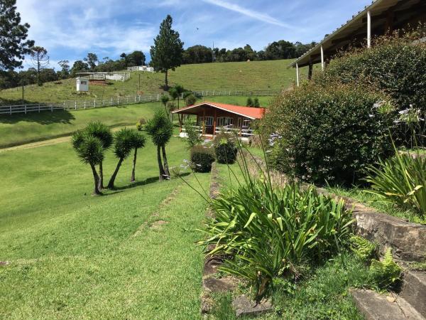 São Paulo: Excelente fazenda orgânica em cenário de montanha 16