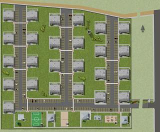 Criciúma: Residencial Alameda das Flores bairro Mina União 6