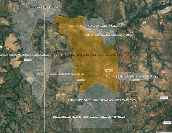 São Paulo: Fazenda com 3138 alqueires em Novo Acordo, Tocantins 12