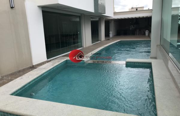 Uberlândia: Apartamento club 2 quartos 1