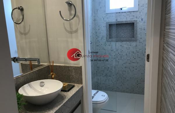 Uberlândia: Apartamento club 2 quartos 4
