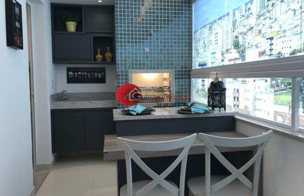 Uberlândia: Apartamento club 2 quartos 6