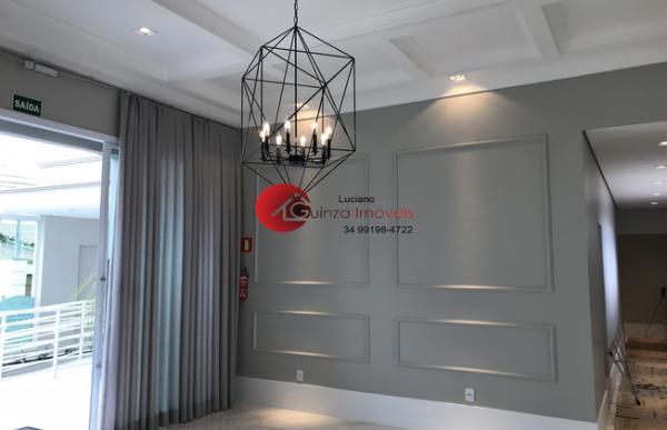 Uberlândia: Apartamento club 3