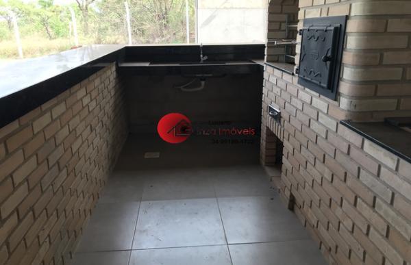 Uberlândia: chacara em condominio frente para represa 5