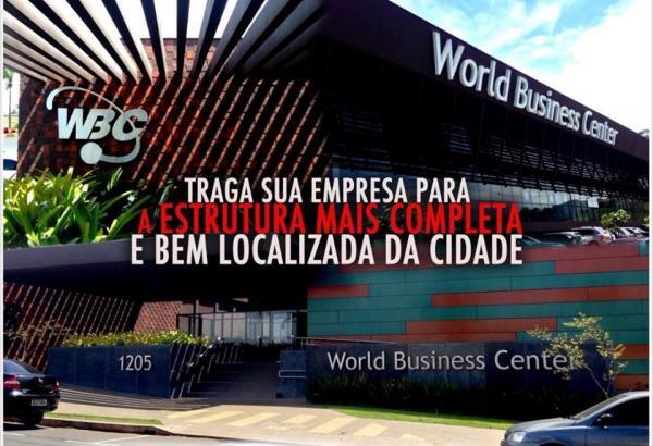 Uberlândia: wbc sala comercial 8