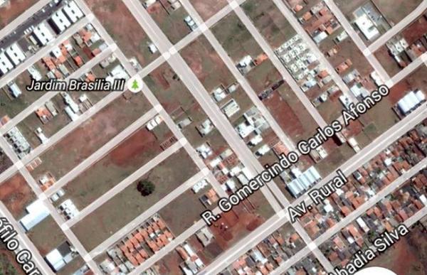 Uberlândia: vendo terreno jardim brasilia 1