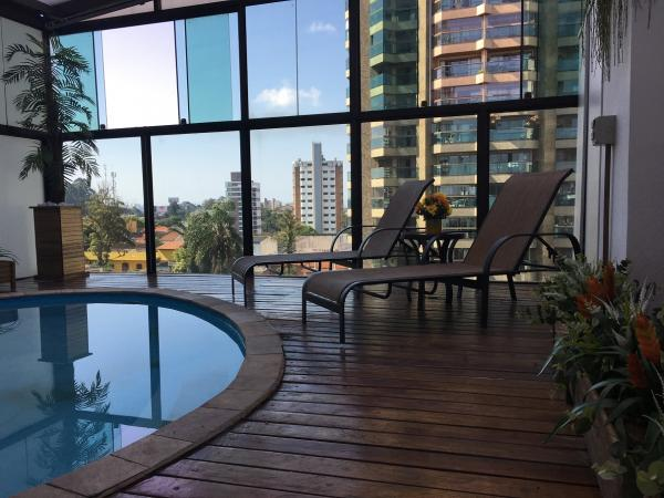 Santo André: Cobertura Mobiliada com Piscina, 1 Suíte 121 m² em São Bernardo do Campo - Jardim do Mar. 2