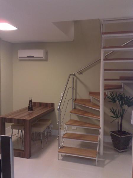 Santo André: Cobertura Mobiliada com Piscina, 1 Suíte 121 m² em São Bernardo do Campo - Jardim do Mar. 7