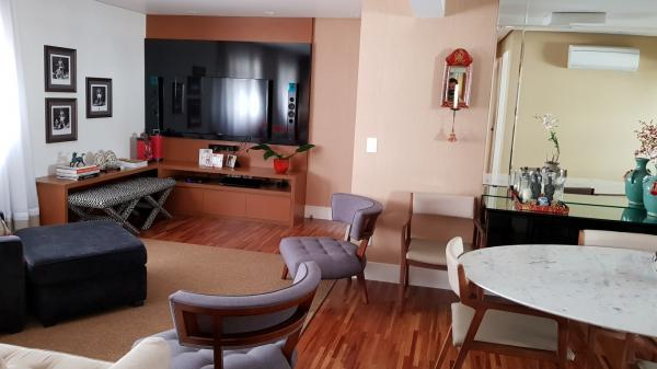 São Paulo: Apartamento com 137 m2 em Pinheiros 1