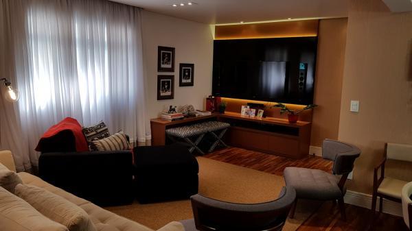 São Paulo: Apartamento com 137 m2 em Pinheiros 2