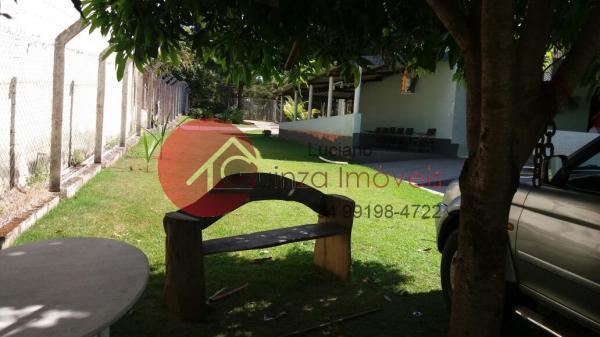 Uberlândia: Rancho represa 2