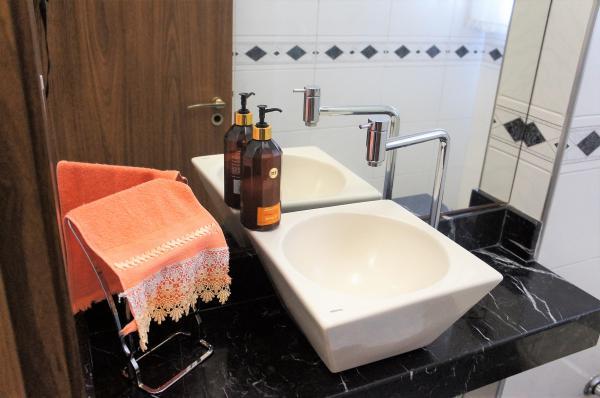 Santo André: Apartamento Maravilhoso 4 Dormitórios 298 m² na Vila Bastos - Santo André. 4