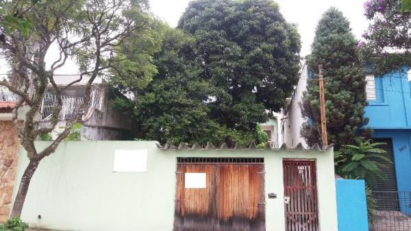 Santo André: Terreno 400 m² com Construção Antiga em Santo André - Bairro Santa Maria. 1