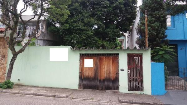Santo André: Terreno 400 m² com Construção Antiga em Santo André - Bairro Santa Maria. 2