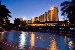 Caldas Novas: Caldas Novas: Hot Springs, suite com banheira (Seg a Qui)