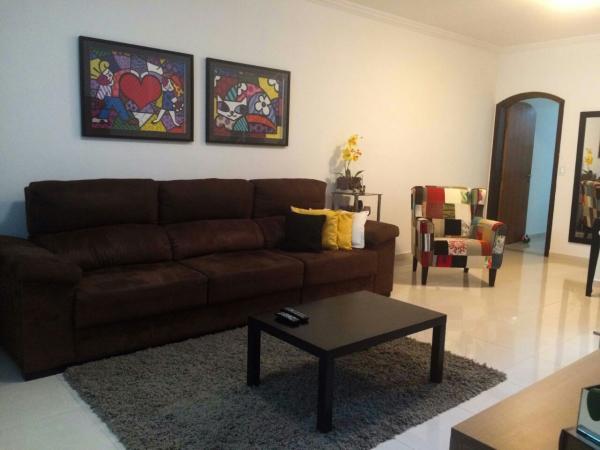 Santo André: Excelente Sobrado 3 Dormitórios 182 m² no Bairro Nova Petrópolis - São Bernardo do Campo. 1