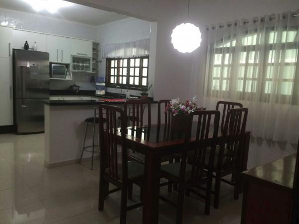 Santo André: Excelente Sobrado 3 Dormitórios 182 m² no Bairro Nova Petrópolis - São Bernardo do Campo. 4