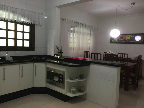 Santo André: Excelente Sobrado 3 Dormitórios 182 m² no Bairro Nova Petrópolis - São Bernardo do Campo. 6