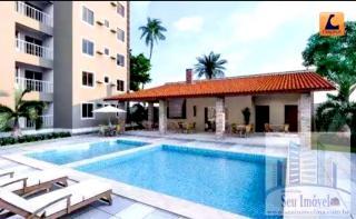 São Luis: Apartamentos 03 Quartos Em Condomínio e Lazer Completo. 2