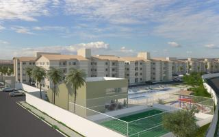 São Luis: apartamento no calhau 165 mil 2