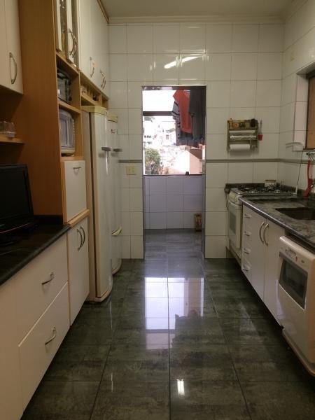 Santo André: Excelente Sobrado 3 Suítes 217 m² em São Paulo - Ipiranga. 4