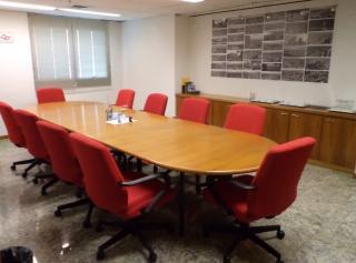São Paulo: Sala Para Reuniões 4