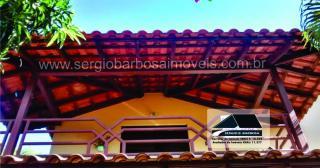 Caldas Novas: Lindo sobrado de 3 quartos semi-mobiliada, Residencial Paraíso 3
