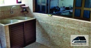 Caldas Novas: Lindo sobrado de 3 quartos semi-mobiliada, Residencial Paraíso 8
