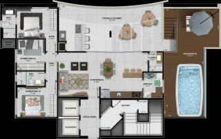 Criciúma: Residencial Dusseldorf bairro Santa Barbara Criciúma 17