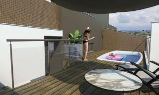 Criciúma: Residencial Dusseldorf bairro Santa Barbara Criciúma 4