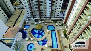 Caldas Novas: Excelente apartamento de 2 quarto mobiliado, Casa da Madeira 15
