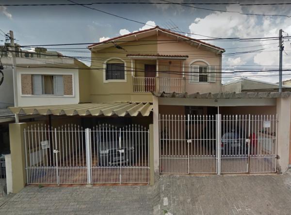 Santo André: Sobrado 3 Dormitórios 178 m² na Vila Floresta - Santo André. 1