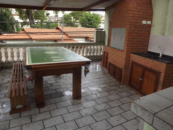 Santo André: Casa Assobradada com 2 Edículas 240 m² em Santo André - Vila Eldízia. 4