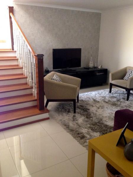 Santo André: Casa Assobradada 240 m² em São Bernardo do Campo - Bairro Demarchi. 2