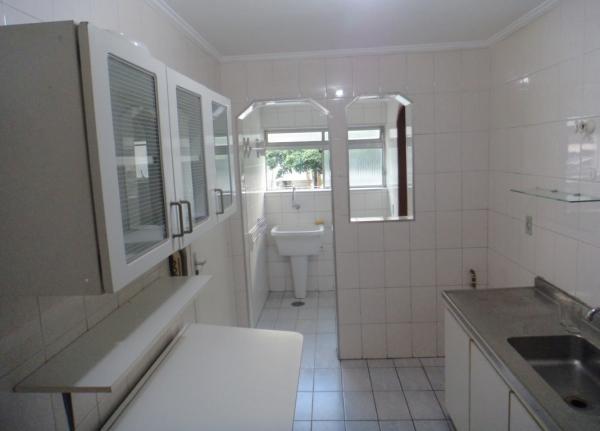 São Paulo: Apartamento Excelente com 1 Quarto e 53 m2 na Rua Bela Cintra 12