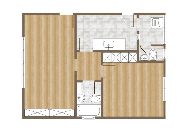 São Paulo: Apartamento Excelente com 1 Quarto e 53 m2 na Rua Bela Cintra 18