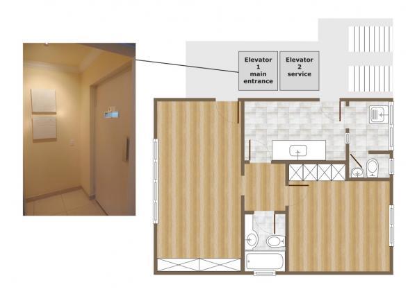 São Paulo: Apartamento Excelente com 1 Quarto e 53 m2 na Rua Bela Cintra 20