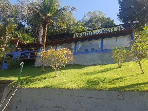 São Paulo: Casa Excelente com 4 Quartos em Angra dos Reis 1