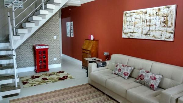 Santo André: Sobrado 3 Dormitórios 2 Vagas 188 m² na Vila Floresta - Santo André. 1