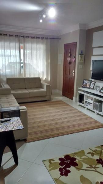 Santo André: Sobrado 3 Dormitórios 2 Vagas 188 m² na Vila Floresta - Santo André. 3