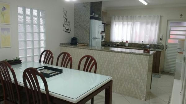 Santo André: Sobrado 3 Dormitórios 2 Vagas 188 m² na Vila Floresta - Santo André. 4