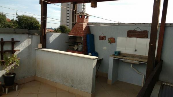 Santo André: Sobrado 3 Dormitórios 2 Vagas 188 m² na Vila Floresta - Santo André. 7