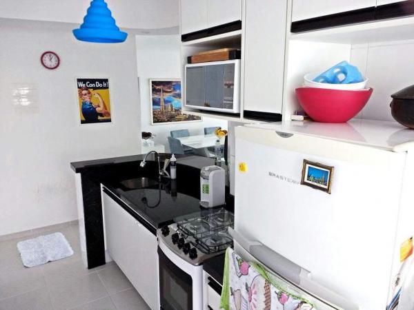São Paulo: Moderno Apartamento com 76 m2 e 2 quartos (1 suite) 11