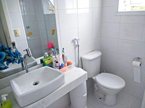 São Paulo: Moderno Apartamento com 76 m2 e 2 quartos (1 suite) 12