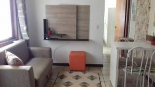 Capão da Canoa: Apartamento na Praia - 1 dormitório mobiliado no centro perto do mar - com garagem 2