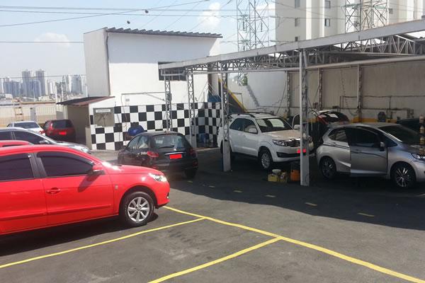 Santo André: Lava Rápido Ecológico e Estacionamento em Santo André - Bairro Nobre. 1