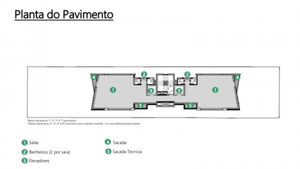 Santo André: Prédio Comercial 1.184 m² no Bairro Jardim - Santo André. 3